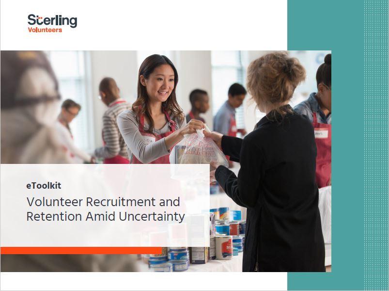 New eToolkit on Recruiting and Retaining Volunteers Amid Uncertainty
