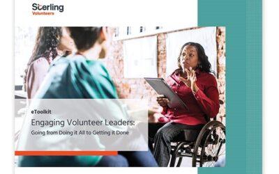 Another New eToolkit: Engaging Volunteer Leaders